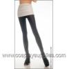 Nylon opaque tights
